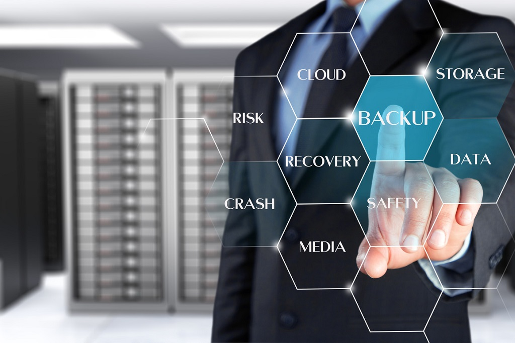Cloud backup and disaster recovery